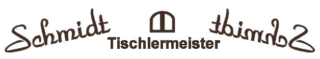 Tischlerei Schmidt Mustin